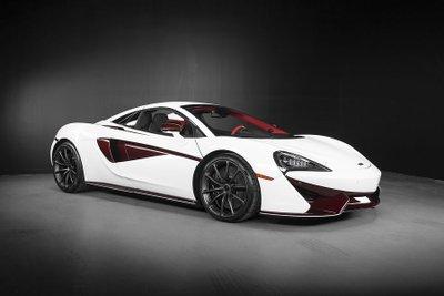 MSO hé lộ hai phiên bản đặc biệt của McLaren 720S 1