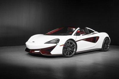 MSO hé lộ hai phiên bản đặc biệt của McLaren 720S a3