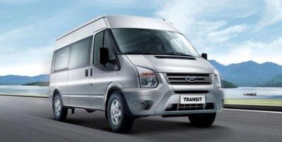 Giá xe Ford Transit 2020 mới nhất tại Việt Nam...