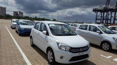 Suzuki Celerio không bán được xe nào trong tháng 7/2018.