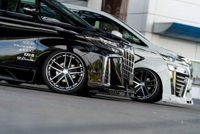 """Toyota Alphard 2018 qua tay Rowen, thêm bodykit mới """"sang chảnh"""" hơn 13"""