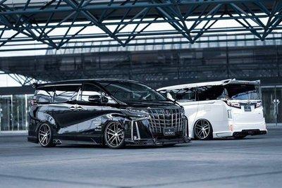 """Toyota Alphard 2018 qua tay Rowen, thêm bodykit mới """"sang chảnh"""" hơn 9"""
