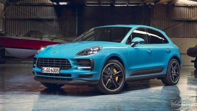Porsche Macan sẽ trao tay khách hàng đầu tiên tại Trung Quốc - 1