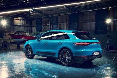 Porsche Macan sẽ trao tay khách hàng đầu tiên tại Trung Quốc - 2