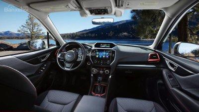 Subaru Forester 2019 tăng giá nhưng chất hơn - 3