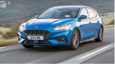 Ford Focus ST 2019 chạy thử, cải tiến sang động cơ 2,3 lít 3