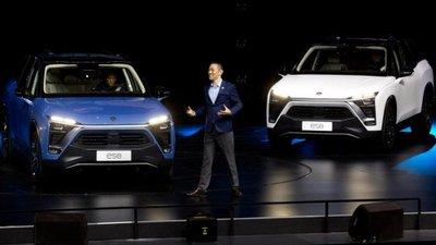start-up sản xuất xe điện tại Trung Quốc