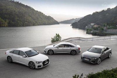 Audi A6 và A7 trình làng với động cơ diesel mới - 1