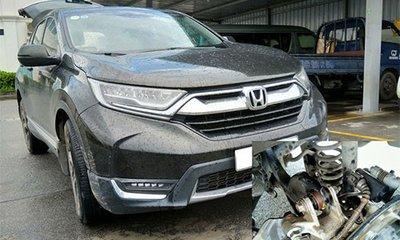 Cục Đăng kiểm đưa ra kết luận về sự việc Honda CR-V 2018 bị gỉ sét