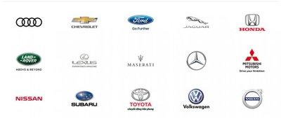 15 thương hiệu xe tham dự triển lãm ô tô Việt Nam VMS 2018..