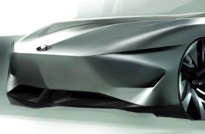 Infiniti Prototype 10: Chiếc xe điện hiệu suất cao chính thức lộ diện a3