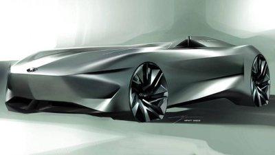 Infiniti Prototype 10: Chiếc xe điện hiệu suất cao chính thức lộ diện 1