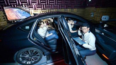 Hyundai  giới thiệu công nghệ tách biệt âm thanh trên ô tô a3