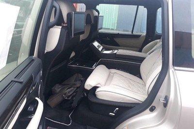 Cận cảnh chiếc Lexus LX570 bản độ 4 chỗ giá 11 tỷ đầu tiên tại Việt Nam a5