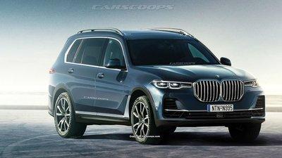 BMW muốn sản xuất X7 M Performance mạnh nhất 3