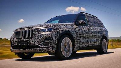 BMW muốn sản xuất X7 M Performance mạnh nhất.