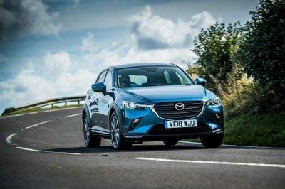 Mazda CX-3 Sport Black+ 2019 bản giới hạn sắp ra mắt vào ngày 1/10 tới.