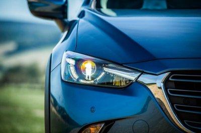 Mazda CX-3 Sport Black+ 2019 bản giới hạn sắp ra mắt vào ngày 1/10 tới - Ảnh 4.