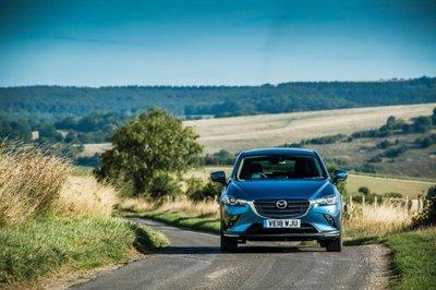 Mazda CX-3 Sport Black+ 2019 bản giới hạn sắp ra mắt vào ngày 1/10 tới - Ảnh 12.