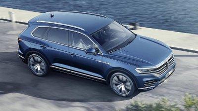 Đối đầu Lexus RX L, Volkswagen Touareg mới sẽ sớm ra mắt thị trường Việt - Ảnh 4.