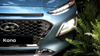 Khách hàng háo hức trước giờ G chờ Hyundai Kona ra mắt