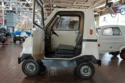 Ngắm 2 mẫu xe ô tô nhỏ nhất toàn cầu có giá chưa đến 150 triệu đồng 5.