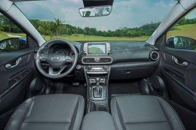 Hyundai Kona chính thức trình làng tại Việt Nam, đối đầu Ford EcoSport 9
