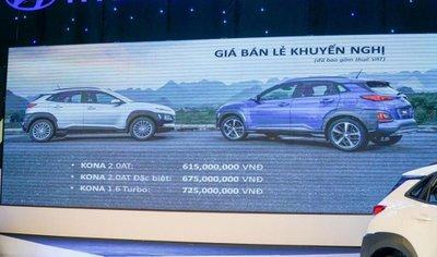 Hyundai Kona chính thức trình làng tại Việt Nam, đối đầu Ford EcoSport 19