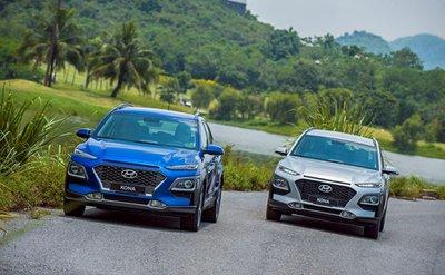 Hyundai Kona chính thức trình làng tại Việt Nam, đối đầu Ford EcoSport 17