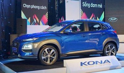 Hyundai Kona chính thức trình làng tại Việt Nam, đối đầu Ford EcoSport 3