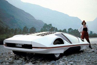 Người đẹp bên mẫu Ferrari 512S Modulo Concept phong cách phi thuyền - Ảnh 5.