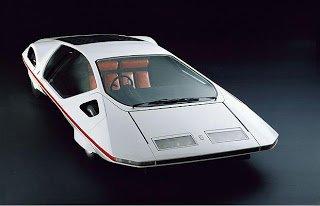 Người đẹp bên mẫu Ferrari 512S Modulo Concept phong cách phi thuyền - Ảnh 10.