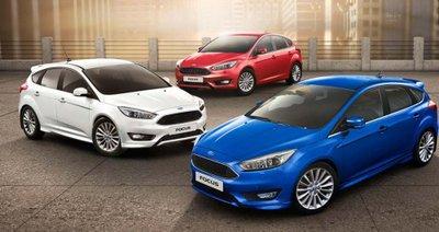 Lãi suất vay mua xe Ford Focus trả góp tại các ngân hàng lớn..