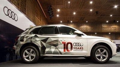 """Đạt mốc 10 năm """"chinh chiến"""" tại Việt Nam, Audi sẽ mang gì tới VMS 2018? a2"""