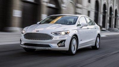 Ford chuẩn bị ra mắt 9 mẫu xe cho tới năm 2023.