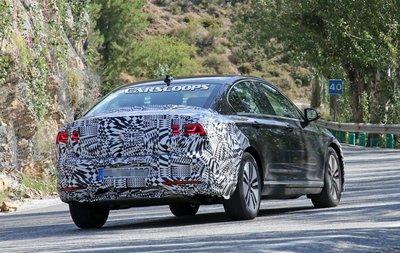 Volkswagen Passat 2019 chạy thử, cải tiến phần cứng rõ rệt 7