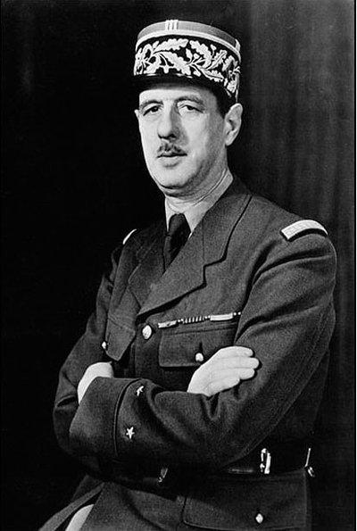 Tổng thống De Gaulle