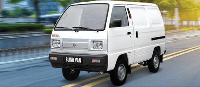 Thiết kế nội thất của Suzuki Blind Van 2020 a3 4