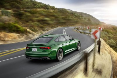 Audi RS5 Sportback 2019 chính thức mở bán tại Mỹ, có giá từ 1,73 tỷ đồng 5.