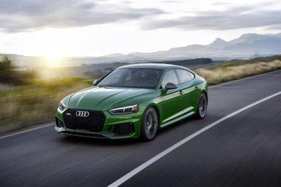 Audi RS5 Sportback 2019 chính thức mở bán tại Mỹ, có giá từ 1,73 tỷ đồng 1.