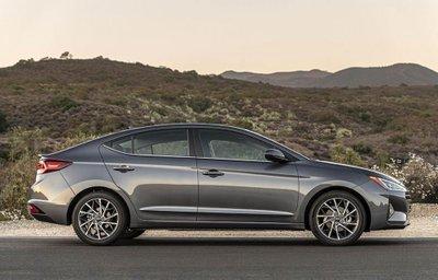 Hyundai Elantra 2019 chính thức ra mắt với thiết kế mới - Ảnh 5.