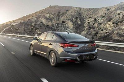 Hyundai Elantra 2019 chính thức ra mắt với thiết kế mới - Ảnh 6.