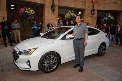 Hyundai Elantra 2019 chính thức ra mắt với thiết kế mới - Ảnh 2.
