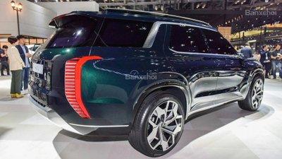 Hyundai bí mật phát triển SUV đấu Toyota Land Cruiser - 2