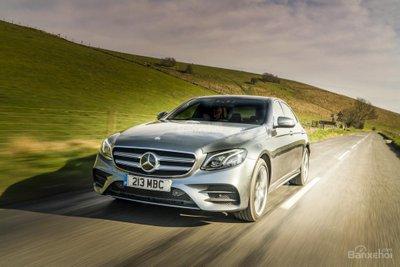 Mercedes E-Class và CLS bổ sung động cơ xăng và diesel mới - 1