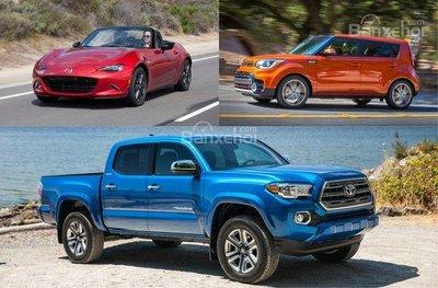 Top 10 mẫu xe có doanh số tháng 7 cao nhất tại Mỹ: Ford F Series xứng danh ông hoàng - 1