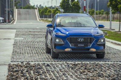 Ảnh chi tiết Hyundai Kona 2018 vừa ra mắt thị trường Việt Nam a10