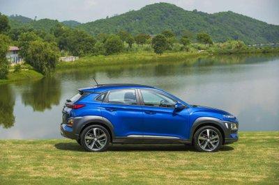 Ảnh chi tiết Hyundai Kona 2018 vừa ra mắt thị trường Việt Nam a11