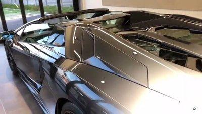 Lamborghini Aventador S Roadster ra mắt 5 phiên bản đặc biệt mừng sinh nhật 3