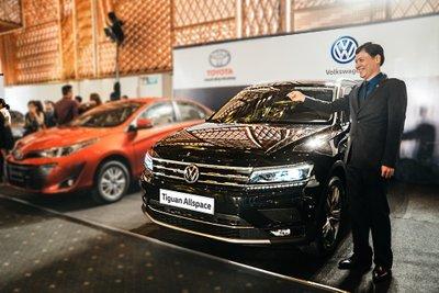 Volkswagen Việt Nam dự định mang 7 mẫu xe mới đến triển lãm ô tô VMS 2018 a1